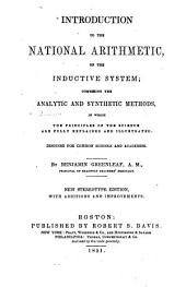 Introduction to the national arithmetic ...