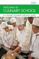 Welcome to Culinary School PDF