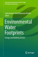 Environmental Water Footprints PDF