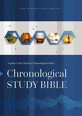 NIV  The Chronological Study Bible  eBook PDF
