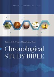 NIV  The Chronological Study Bible  EBook