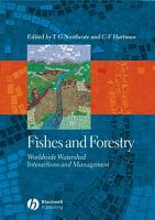 Fishes and Forestry PDF