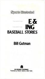 Strange & Amazing Baseball Stories