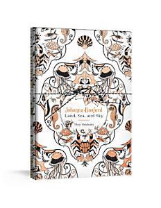 Johanna Basford Land  Sea  and Sky Book