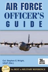 Air Force Officer S Guide Book PDF