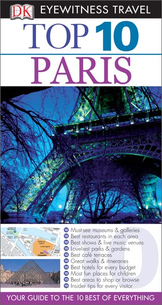 Download Top 10 Paris Book