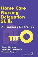 Home Care Nursing Delegation Skills PDF