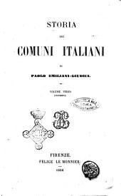 Opere di Paolo Emiliani-Giudici: Storia dei comuni italiani. 3, Documenti, Volume 5
