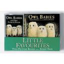 Owl Babies/Little Beaver Giftset