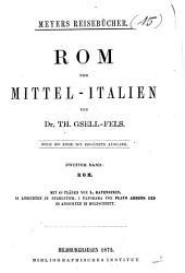 Rom und Mittel-Italien: Rom, Band 2