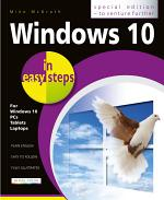 Windows 10 in easy steps – Special Edition, 3rd edition