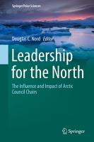 Leadership for the North PDF