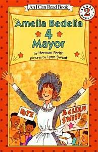 Amelia Bedelia 4 Mayor Book