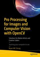 Pro Processing for Images and Computer Vision with OpenCV PDF