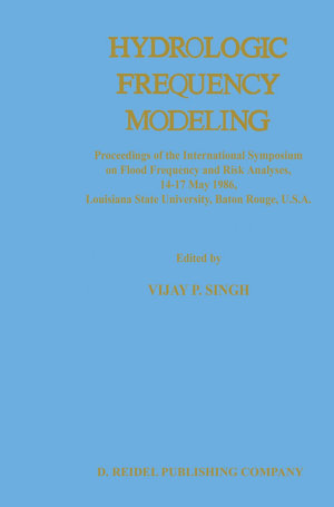 Hydrologic Frequency Modeling