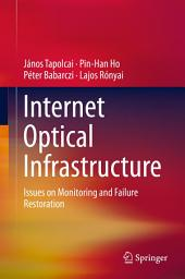 Internet Optical Infrastructure: Issues on Monitoring and Failure Restoration