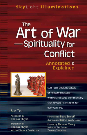 The Art of War   Spirituality for Conflict