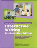 Interactive Writing   Interactive Editing