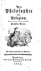 ¬Die Philosophie der Religion: Band 2