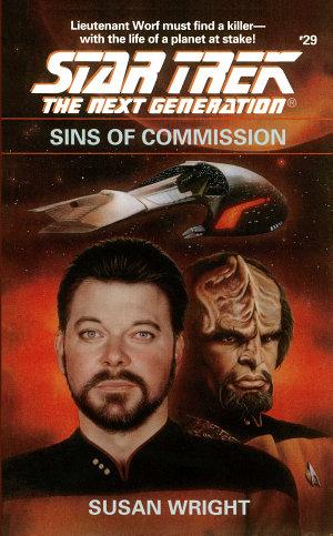 Star Trek  The Next Generation  Sins of Commission