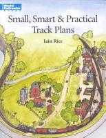 Small  Smart   Practical Track Plans PDF