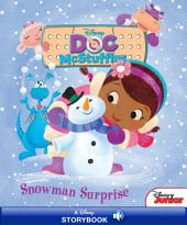Disney Classic Stories: Snowman Surprise: A Disney Read-Along