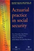 Actuarial Practice in Social Security PDF