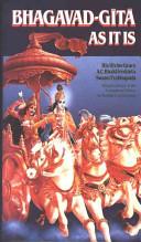 Bhagavad-gītā as it is