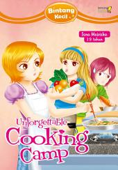 Unforgettable Cooking Camp