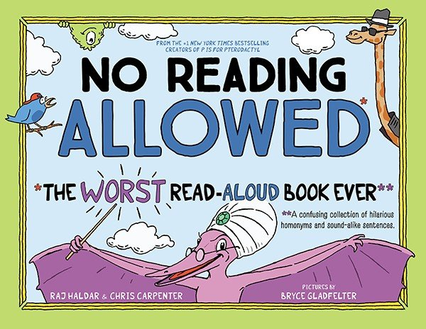 Download No Reading Allowed Book