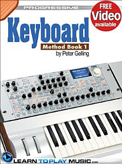 Keyboard Lessons Book