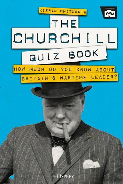 Download The Churchill Quiz Book Book