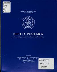 Berita Pustaka PDF