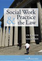 Social Work Practice and the Law PDF