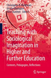 Teaching with Sociological Imagination in Higher and Further Education PDF