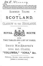 Summer Tours in Scotland
