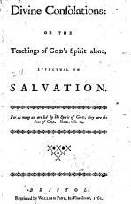Divine Consolations PDF