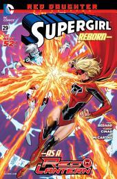 Supergirl (2011-) #29