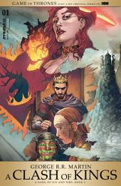 George R. R. Martin's A Clash Of Kings: The Comic Book #1