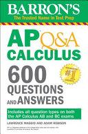 Barron s AP Q A Calculus