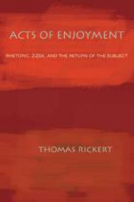 Acts of Enjoyment PDF