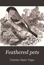 Feathered Pets: A Treatise on the Food, Breeding, and Care of Canaries, Parrots, and Other Cage Birds