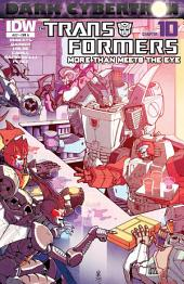 Transformers: More Than Meets the Eye #27 - Dark Cybertron Part 10