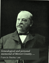Genealogical and personal memorial of Mercer County, New Jersey: Volume 2