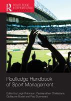 Routledge Handbook of Sport Management PDF