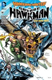 The Savage Hawkman (2012-) #14