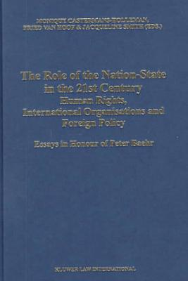 The Role of the Nation state in the 21st Century PDF