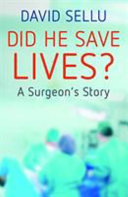 Did He Save Lives  Book PDF
