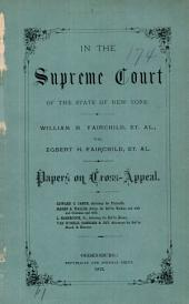 Supreme Court of the State of New York, Papers on Cross-Appeal 1873