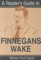 A Reader s Guide to Finnegans Wake PDF